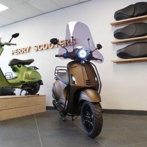 Fonkelnieuw Vespa Sprint Candy Green - Perry Scooters Haarlem SX-23
