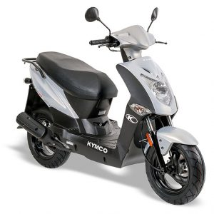 Kymco Agility FR 4T 12inch (lang zadel)