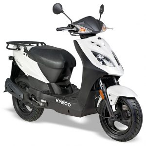 Kymco Delivery 4T (Bezorgscooter)